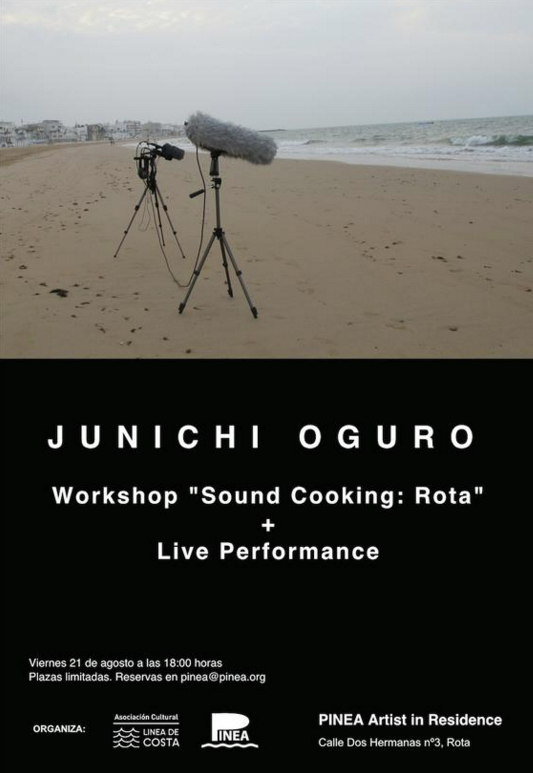 pinea_sound_workshop_live_junichi_oguro